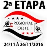 2ª Etapa XVII Campeonato Regional Oeste