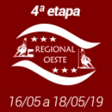 4ª Etapa XIX Campeonato Regional Oeste