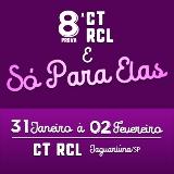 8ª Prova do CT RCL e Só Para Elas