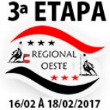 3ª Etapa XVII Campeonato Regional Oeste