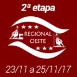 2ª Etapa XVIII Campeonato Regional Oeste