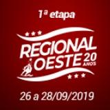 1ª Etapa XX Campeonato Regional Oeste