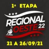1ª Etapa XXII Campeonato Regional Oeste