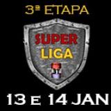 3ª Etapa Super Liga 3 Tambores