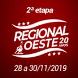 2ª Etapa XX Campeonato Regional Oeste