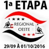 1ª Etapa XVII Campeonato Regional Oeste