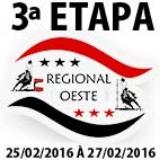 3ª ETAPA XVI CAMPEONATO REGIONAL OESTE