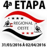 4ª ETAPA XVI CAMPEONATO REGIONAL OESTE