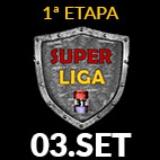 1ª Etapa Super Liga 3 Tambores