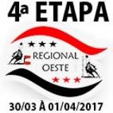 4ª Etapa XVII Campeonato Regional Oeste