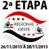 2ª Etapa XVI Campeonato Regional Oeste