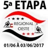 5ª Etapa XVII Campeonato Regional Oeste