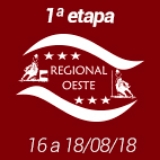 1ª Etapa XIX Campeonato Regional Oeste